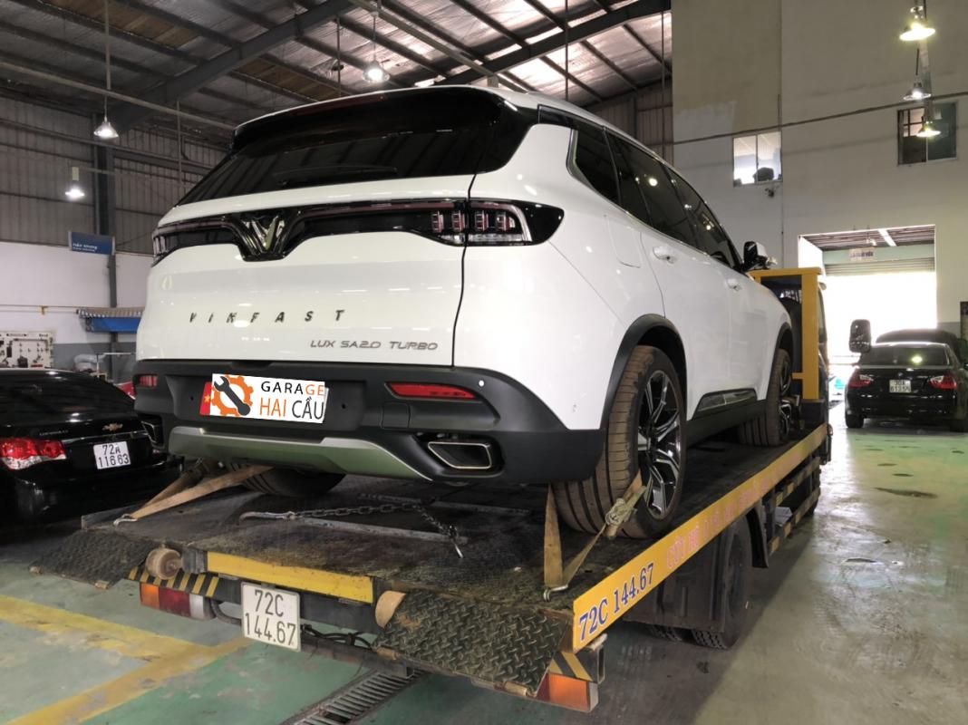 Chăm sóc xe hơi Vũng Tàu